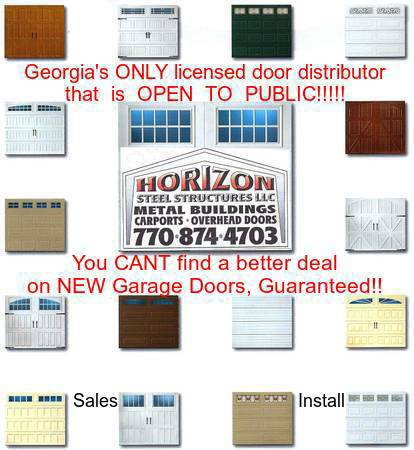 garage Door Distributors open to Public!